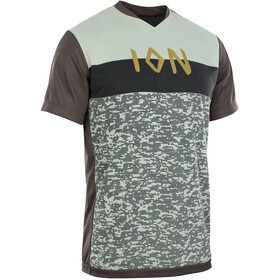 ION Scrub AMP Kurzarm-Shirt Herren root brown
